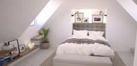 Loft Interiors With Marvelous Bedrooms  Master Bedroom Ideas