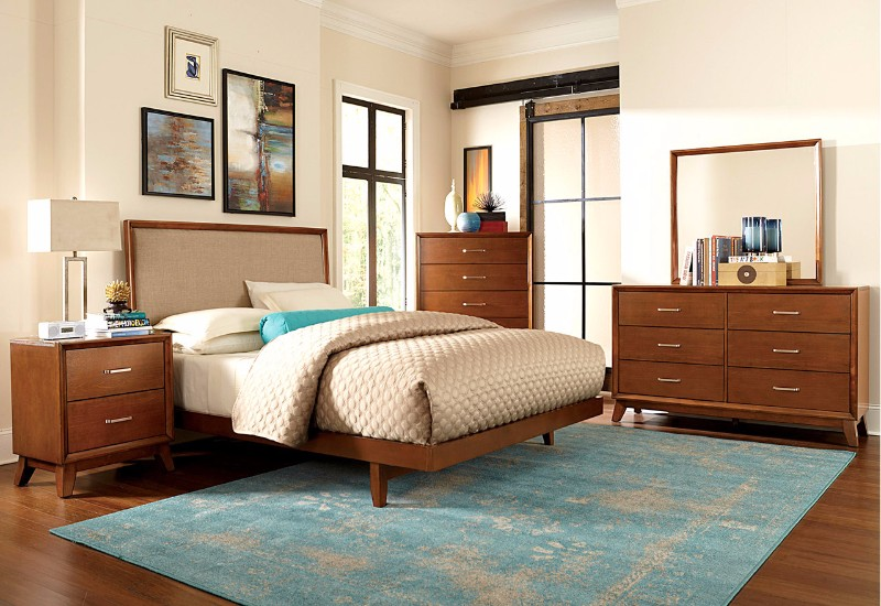 10 Master Bedrooms in Mid