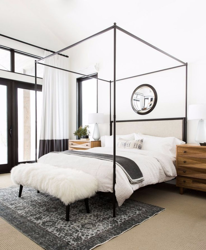 94+ Master Bedroom Design Ideas Canopy Bed