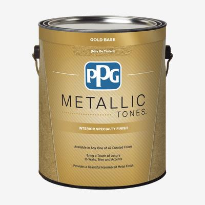 METALLIC TONES Interior - Professional Quality Paint Products - PPG