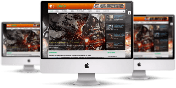 LT-Games-Joomla-template