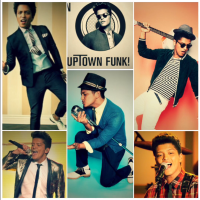Bruno Mars Brings Some Uptown Funk To The Super Bowl 50