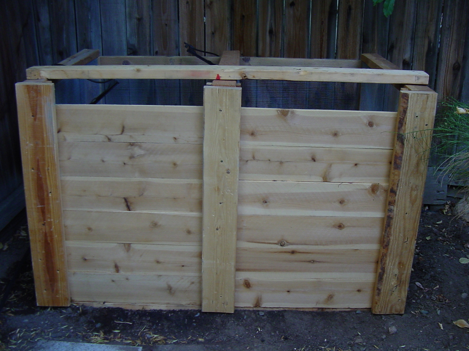 Diy Compost Bin Plans Composter Plans Plans Diy Free Download Make An Easel