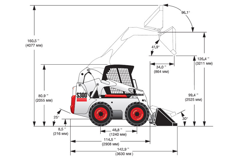 Bobcat S300 Bobcat Auto Electrical Wiring Diagram