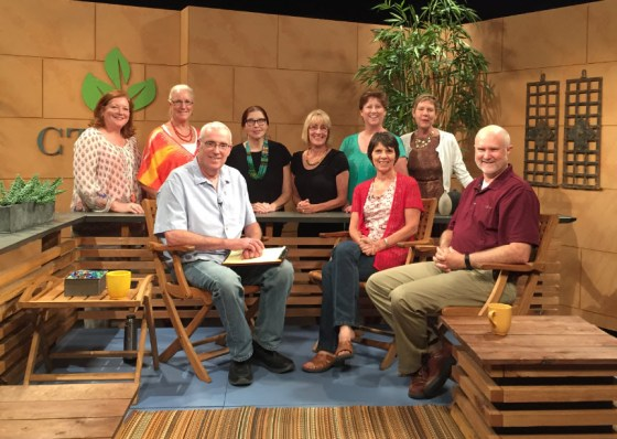 Many thanks to the whole KLRU, and the Hays County Master Gardeners for a truly wonderful experience!