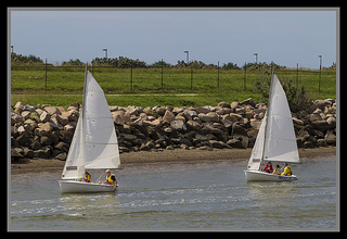 Learning to sail-1=