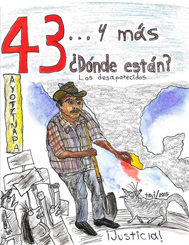 """""""En la búsqueda"""" de Octavio Grimaldo"""