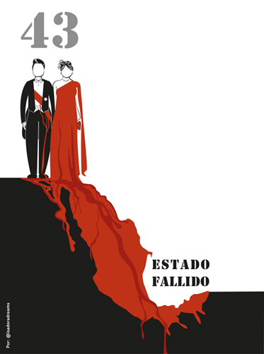 """""""Estado fallido"""" de Beatriz Guetiérez Velazco Verduzco"""