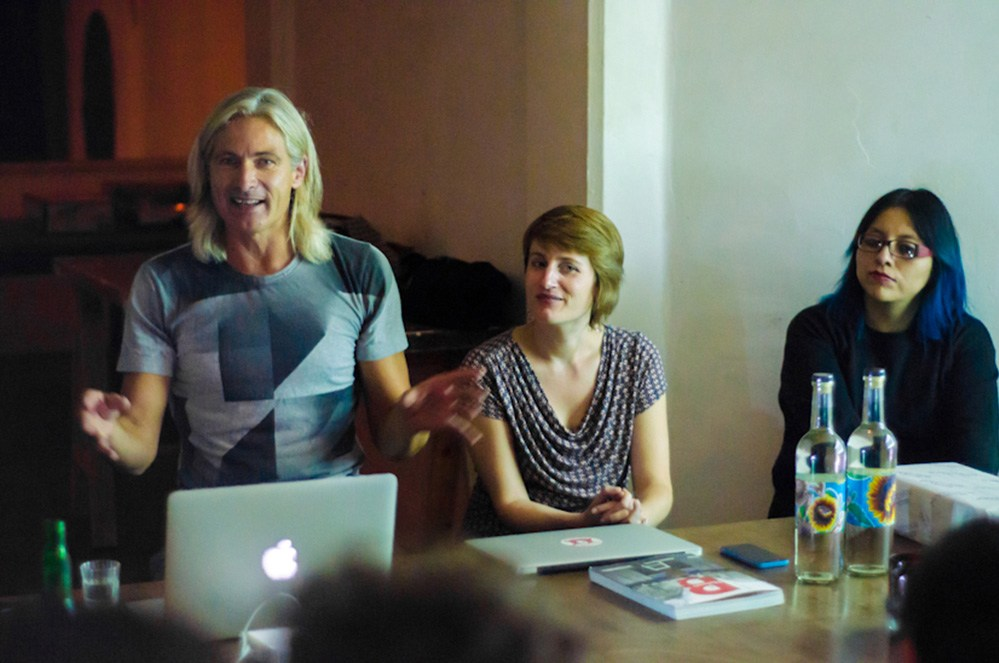 PeaceTalk con Ilco van der Linde