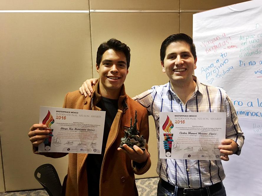 Nelson Awards México 2016