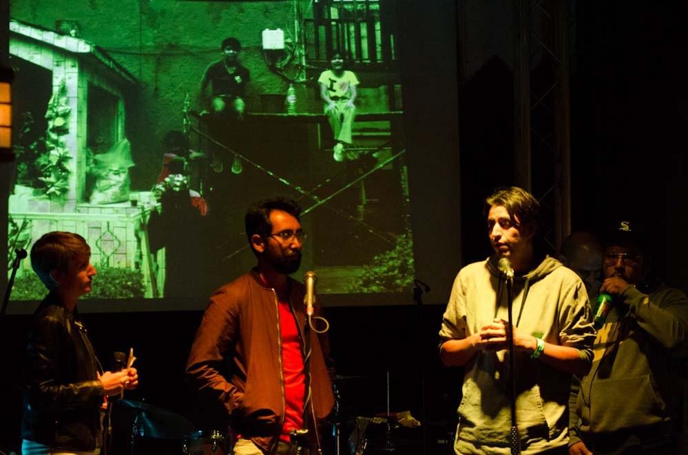 Presentación Muros Sin Fronteras con RAIIS
