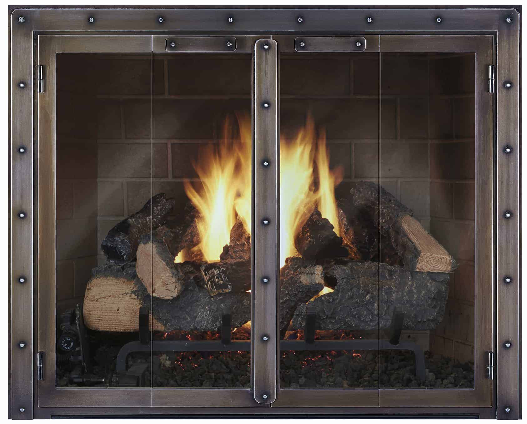 Custom Glass Fireplace Doors Fireplace Doors Fireplace Door Custom Fireplace Doors