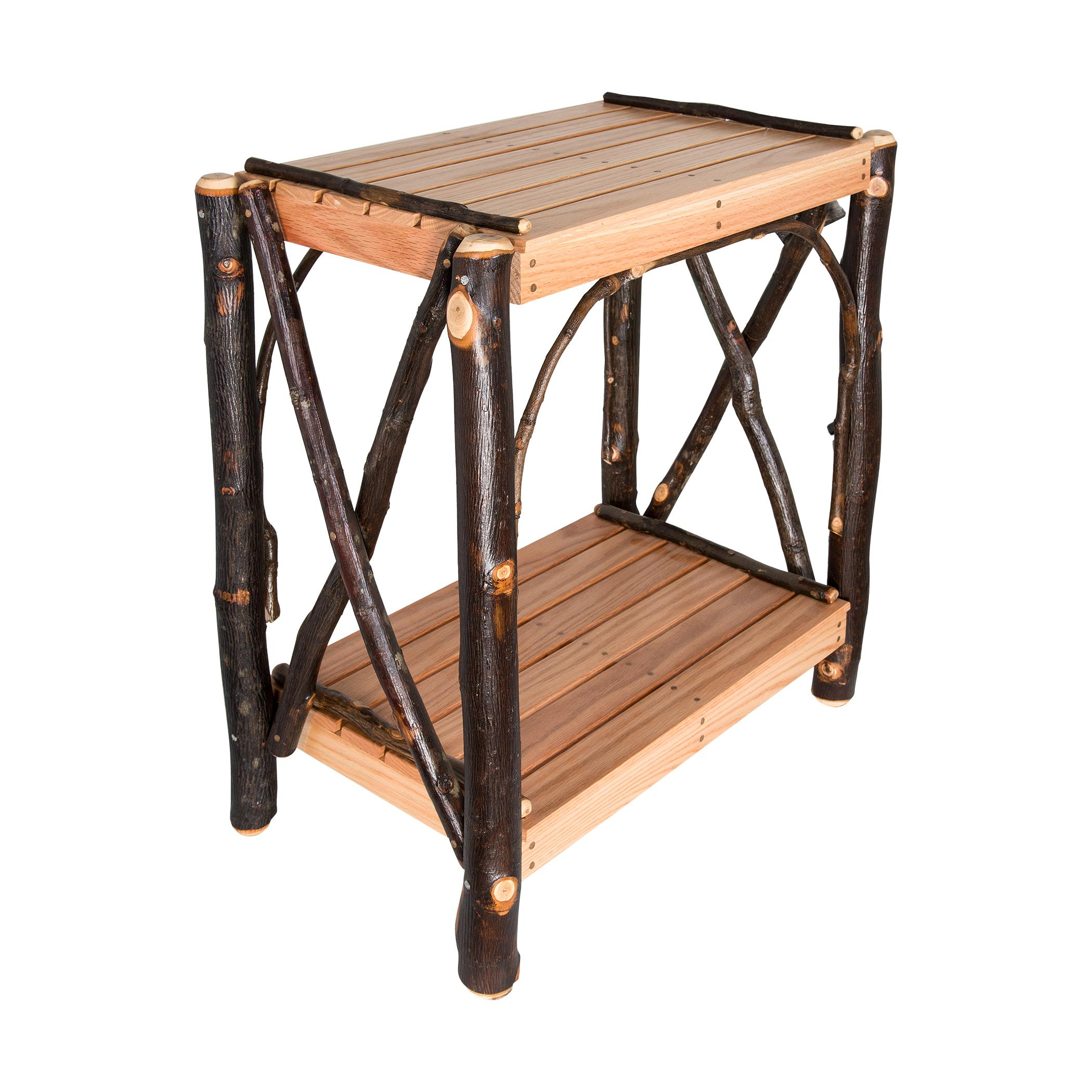 Building An End Table Amish End Table