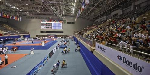 Suzhou 2014, taekwondo
