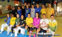 Campamento en Car La Loma, Septiembre 2014, Brasil Team