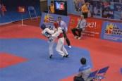 5th Asian Taekwondo Clubs Championships, Combate