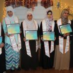 Tajweed Graduation Ceremony 2016