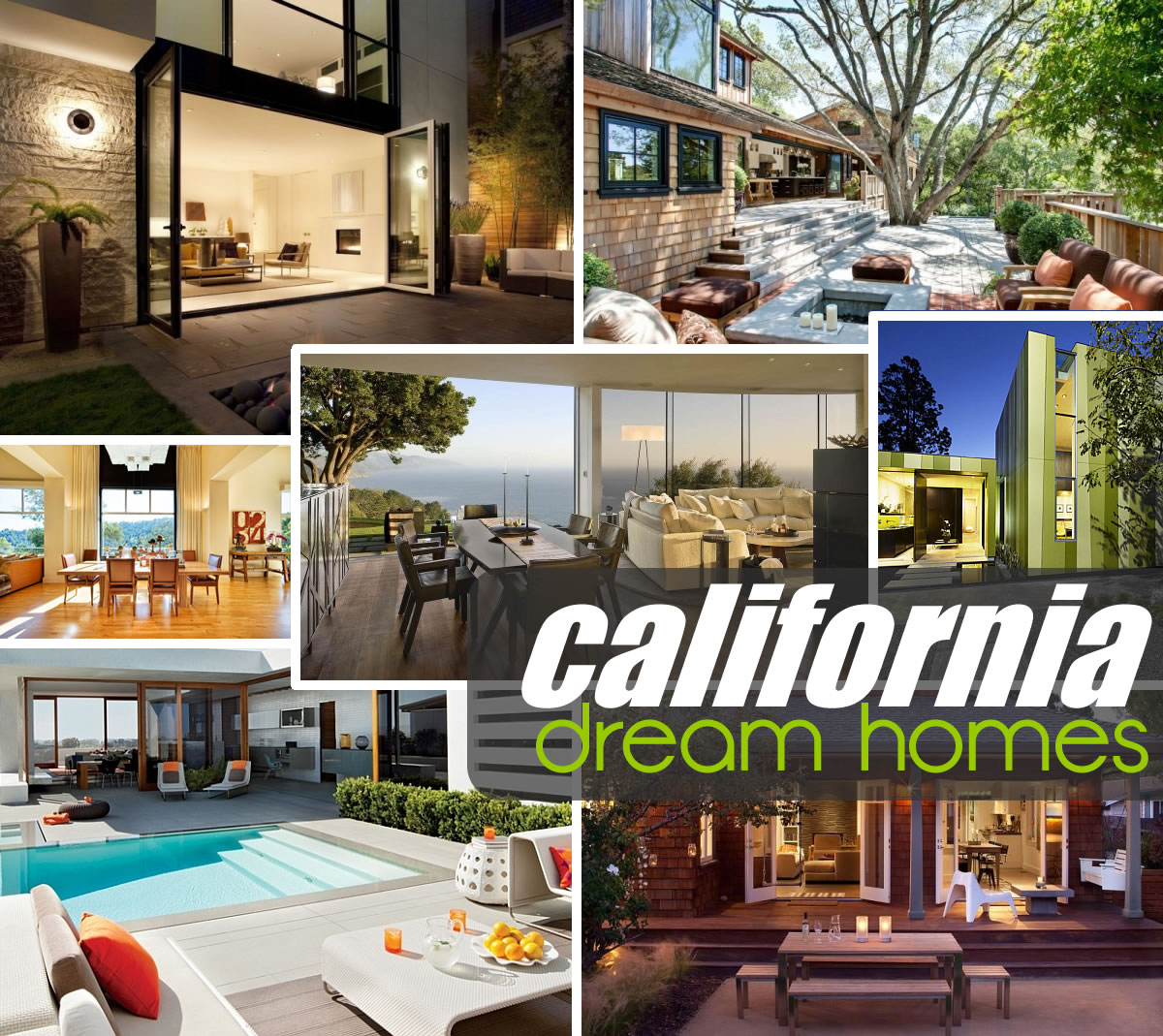 Innenarchitektur Verden California Dream Homes