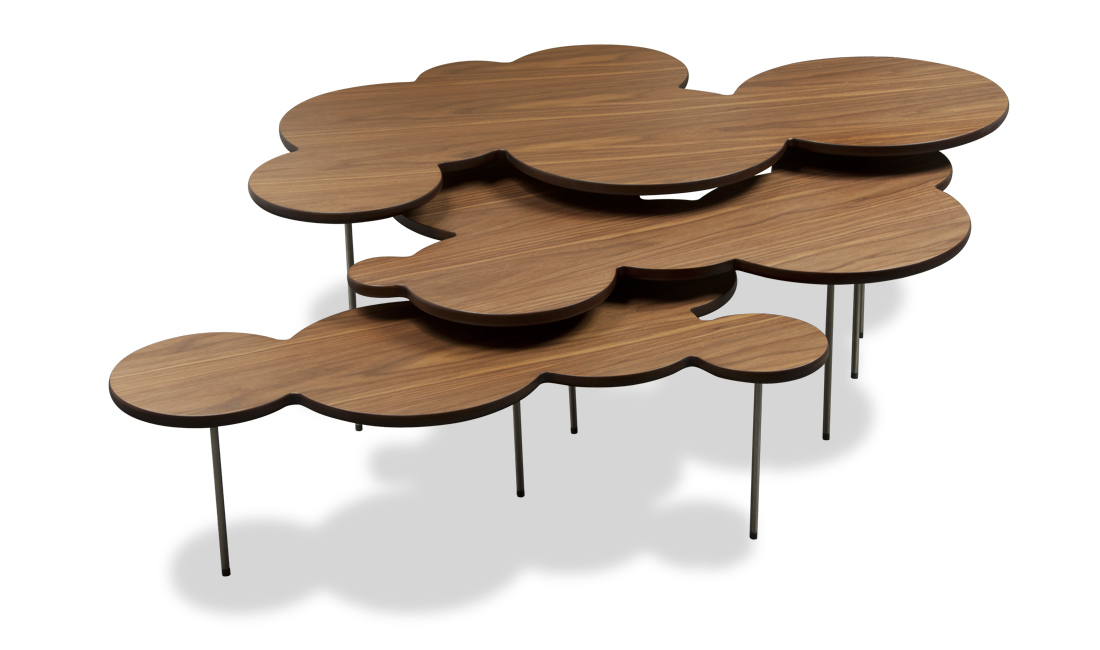 Clouds Coffee Table Set