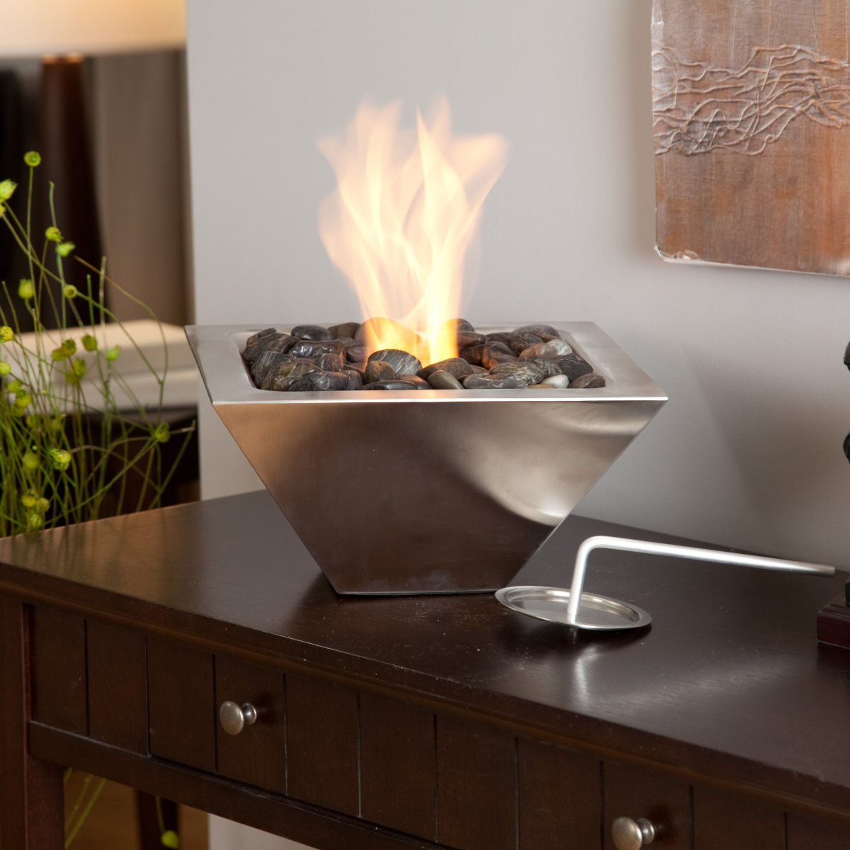 Fireplace Tables Outdoor Indoor And Outdoor Fireplace