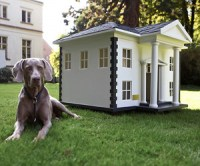 Luxury Barkitecture: 10 Amazing, Elaborate Dog Houses