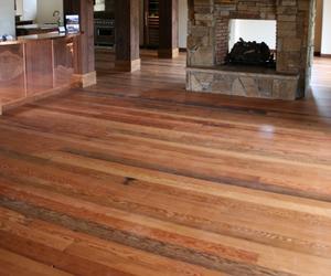 Hand Scraped Floors By Wide Plank Artisan