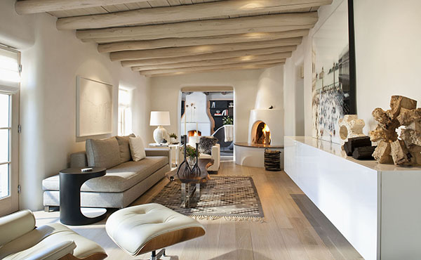 Designer Furniture Wellington Santa Fe Residence By R Brant Design