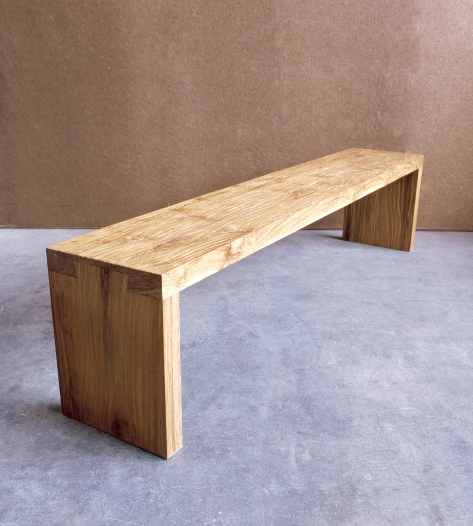 Long Table Benches Teak Long Bench
