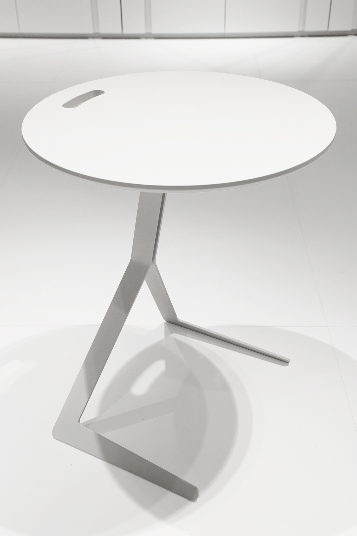 Ligne Roset Bern Warp Side Table For Ligne Roset