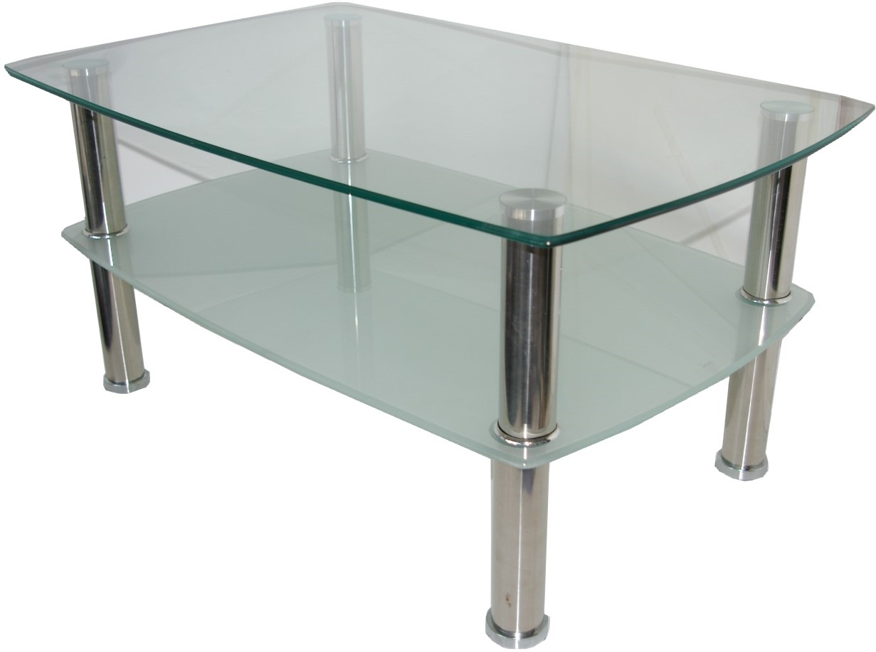 But Table Verre Table Basse Amovible En Verre Ciabiz
