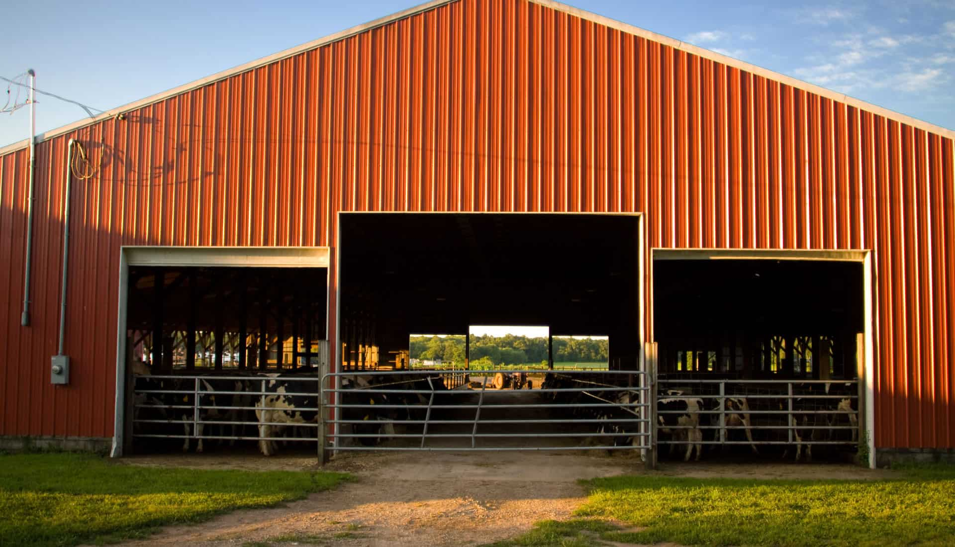 Barn Metal Metal Barn Kits Matador Metal Buildings