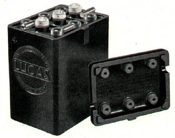 How does the Lucas dynamo charging system work? \u2022 Matchless Clueless