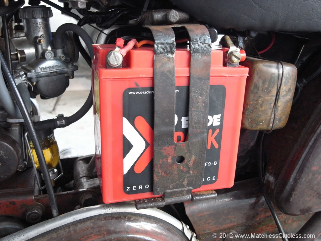 100 Cub Wiring Diagram Motorcycle Battery Voltages And What They Mean Matchless