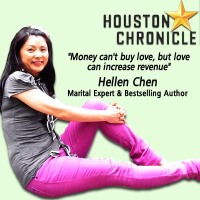 Hellen Chen in Houston Chronicle