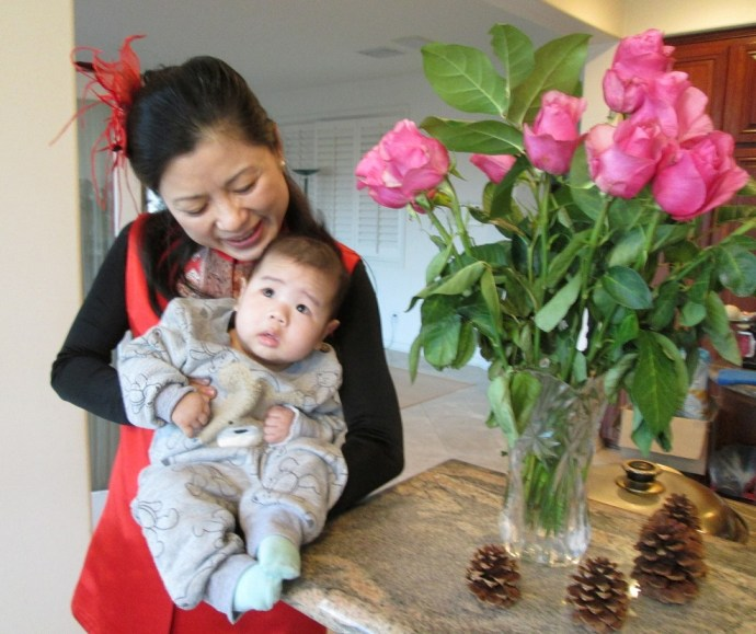 Matchmaker Hellen Chen teaches parents what is the fine line between loving and spoiling a child