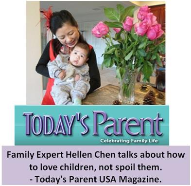 Todays Parents USA Hellen Chen