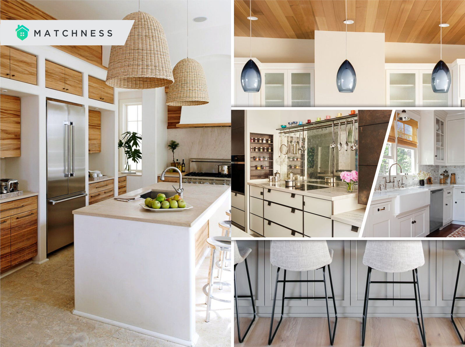Innovative Kitchen Design Ideas That Are All Bang On Trend 2021 Matchness Com