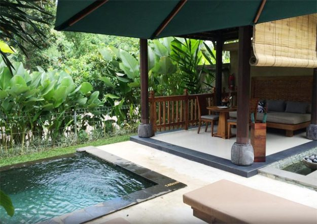 巴里島The Lokha Ubud Villa