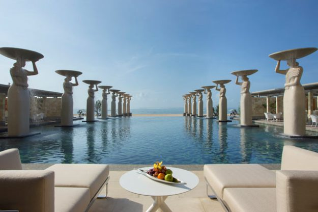 The Mulia Bali-The Oasis Pool