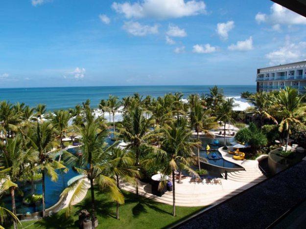 巴里島W Hotel-Spectacular Ocean Facing Retreat room海景