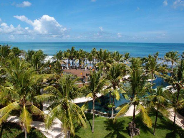 W Hotel巴里島-Ocean Facing room海景