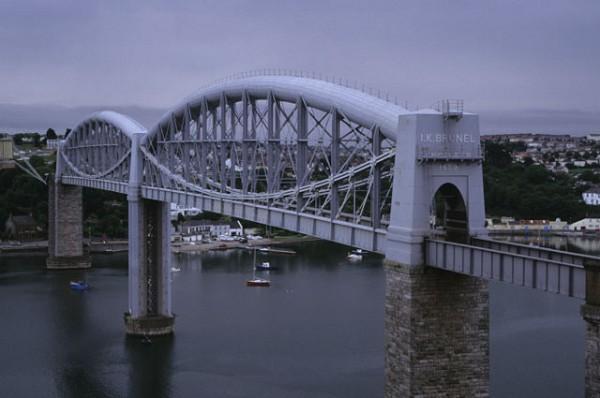 Royal Albert Bridge Construction Royal Albert Bridge