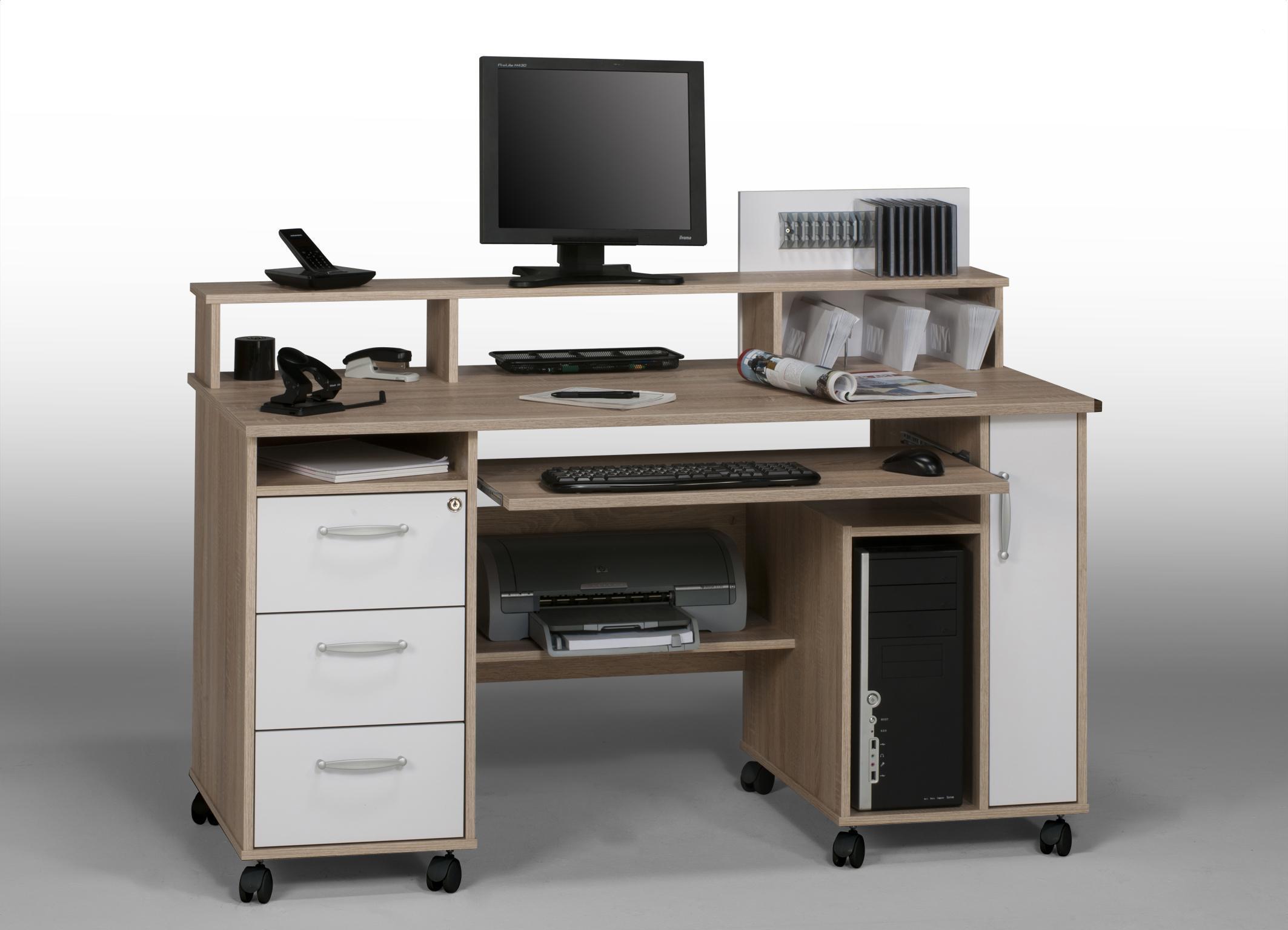 Bureau informatique l intéressant fauteuil bureau informatique