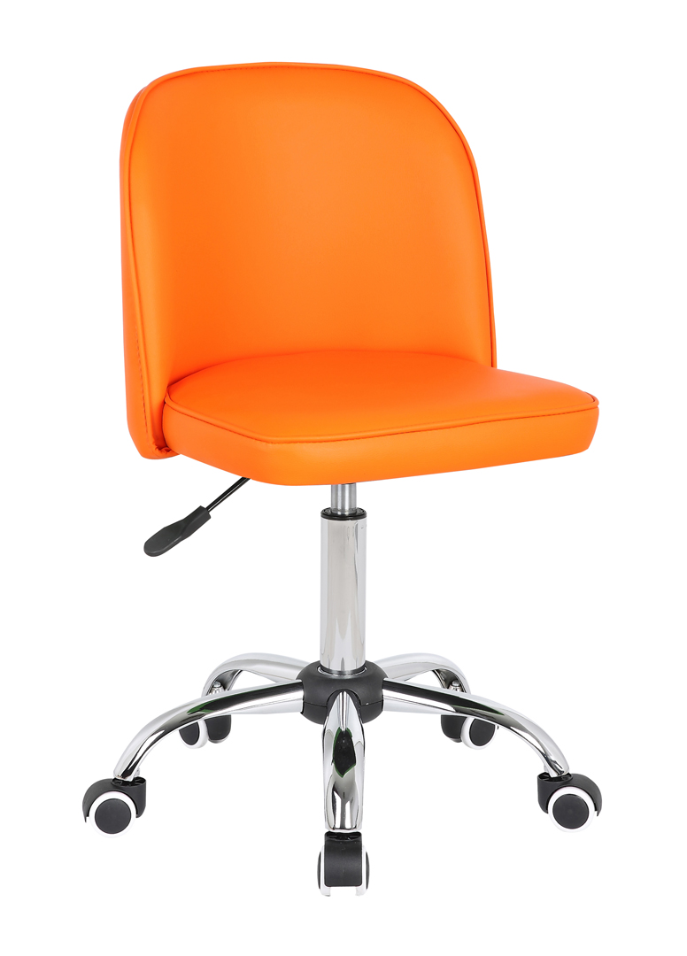 Chaise Design Enfant Chaise De Bureau Enfant Design Orange Augustine Matelpro