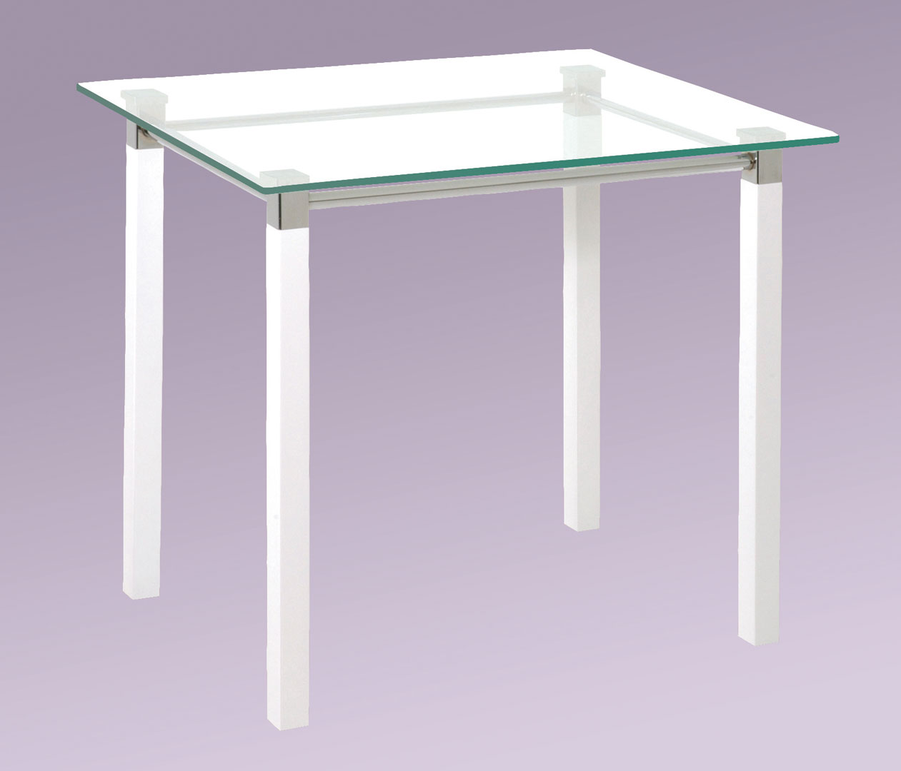 Table Appoint Verre Table D Appoint Rectangulaire En Verre Timor Ii