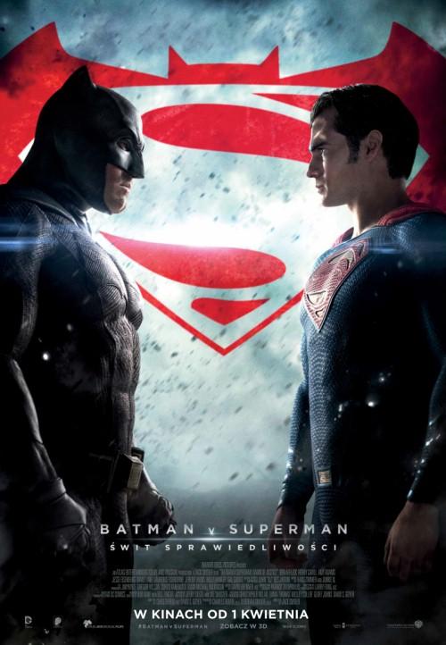 Batman vs. Superman: Świt sprawiedliwości (2016, org. Batman vs. Superman: Dawn of Justice)