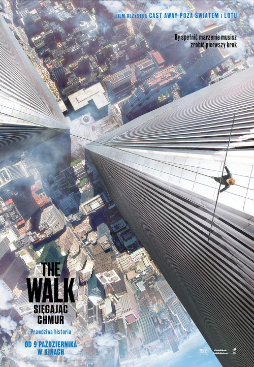The Walk. Sięgając chmur (2015)