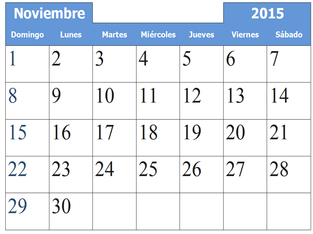 Horoscopo Del Mes De Noviembre 2016 Calendario Del Mes De Noviembre 2016 Upcoming 2015 2016