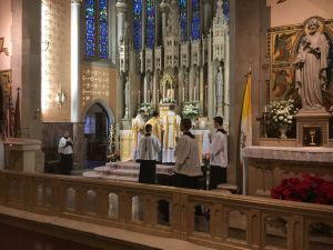 Solemn High Mass - Feast of the Epiphany