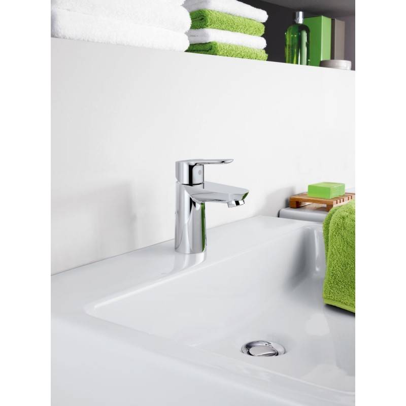 Grifo Lavabo Grohe Grifo Lavabo S Grohe Bauedge 23329000 | Materiales De Fábrica